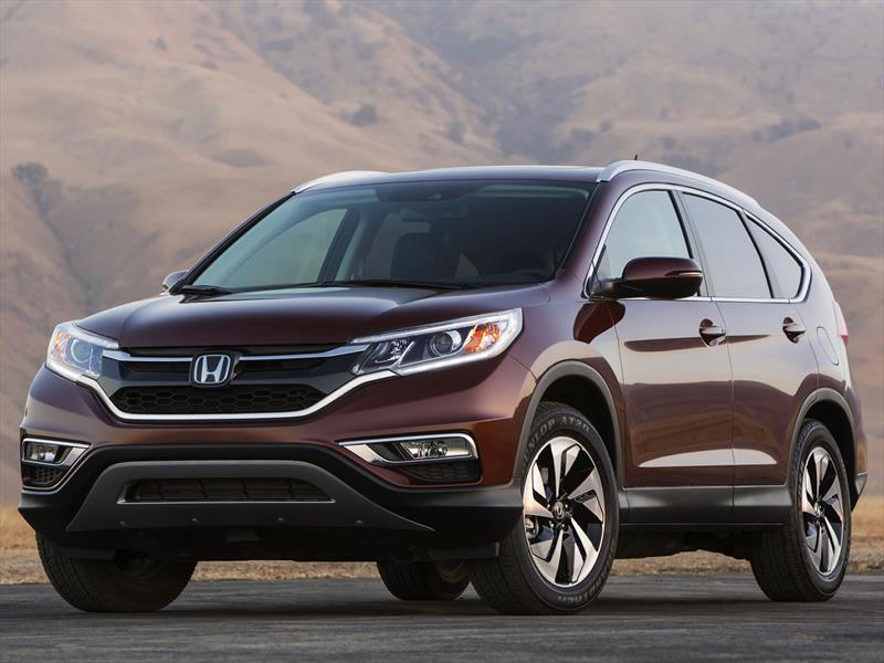 Honda CR-V 2015, lo que hay que saber - Autocosmos.com
