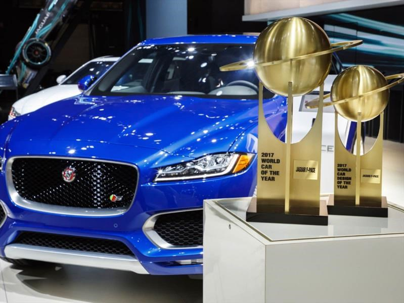 35 autos en carrera por el premio al World Car of the Year 2018