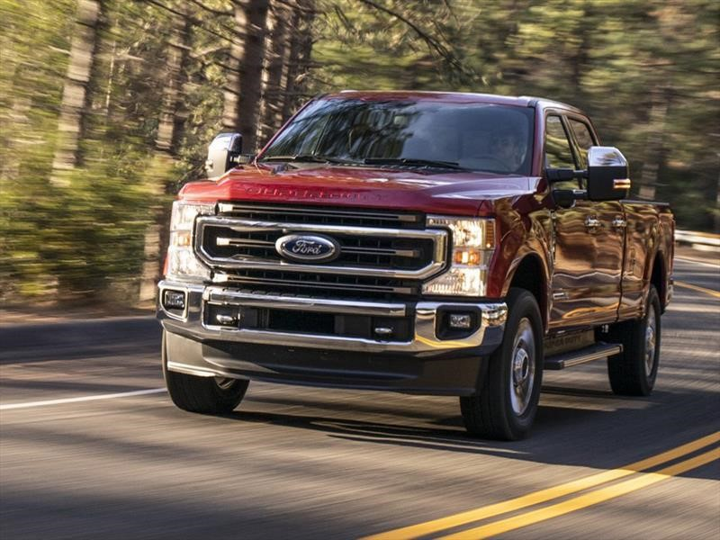 La nueva Super Duty de Ford y su motor increíble