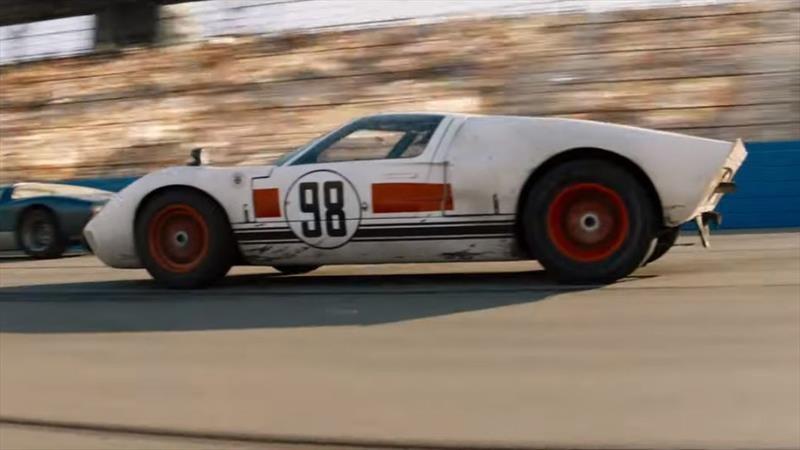 Este es el trailer de Ford v. Ferrari, una de las películas más esperadas del año