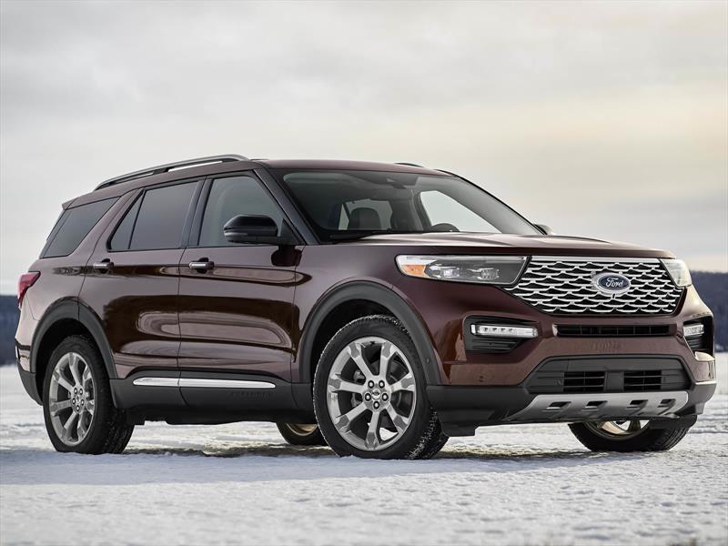 Ford Explorer 2020, más grande, más ligera, mucho mejor