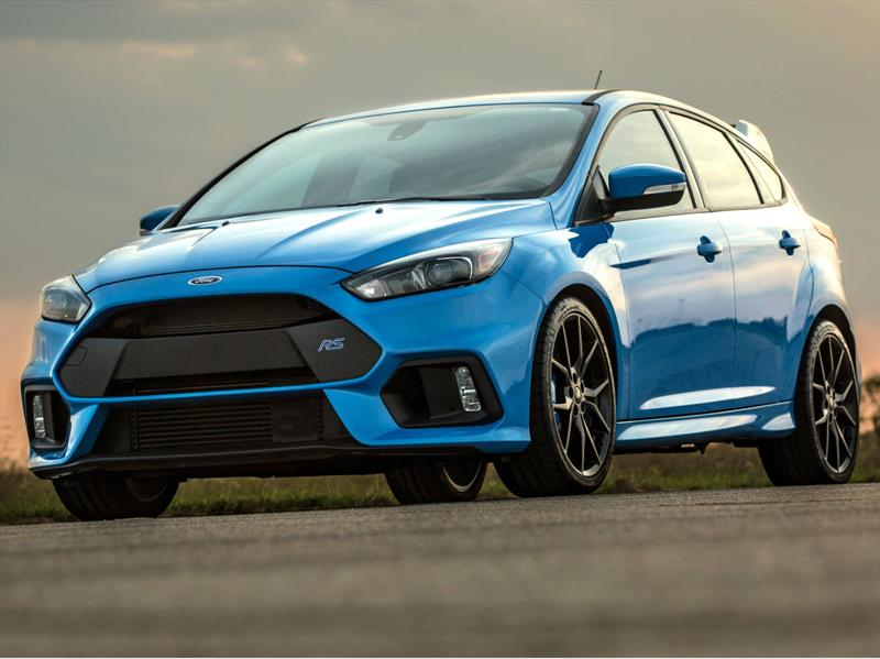 Ford Focus RS 2017 por Hennessey Performance se presenta