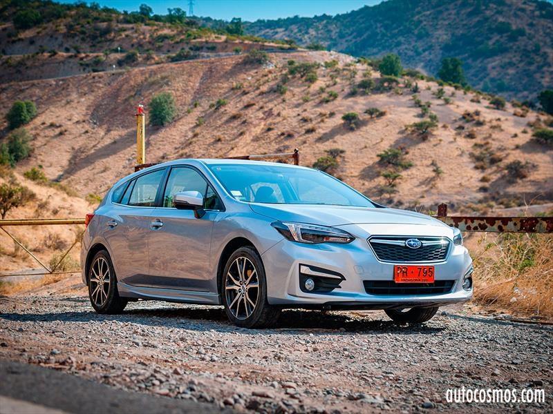 Probando el Subaru Impreza Sport 2017