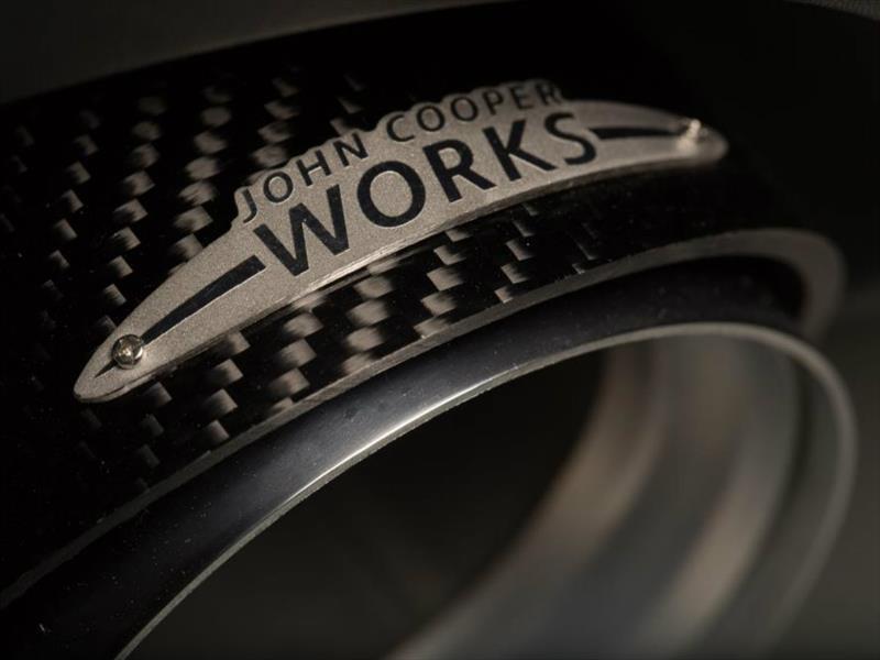 MINI ofrece el kit MINI John Cooper Works para el Countryman y Clubman