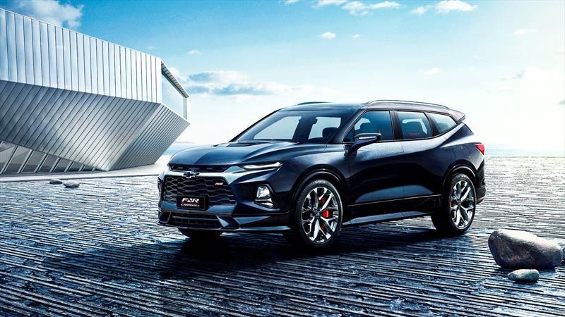Chevrolet Blazer lanzará una versión de 7 plazas