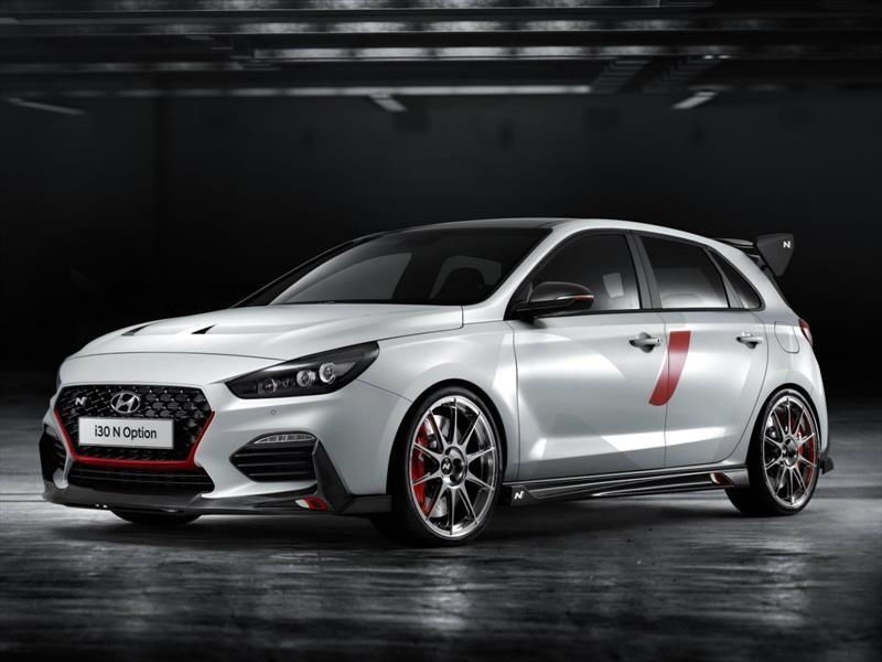 """Hyundai i30 N """"N Option"""", un hatchback con tuning de fábrica"""
