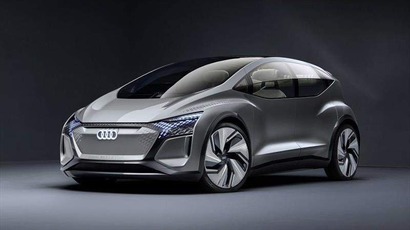 Audi AI:ME visualiza a los autos de las grandes ciudades