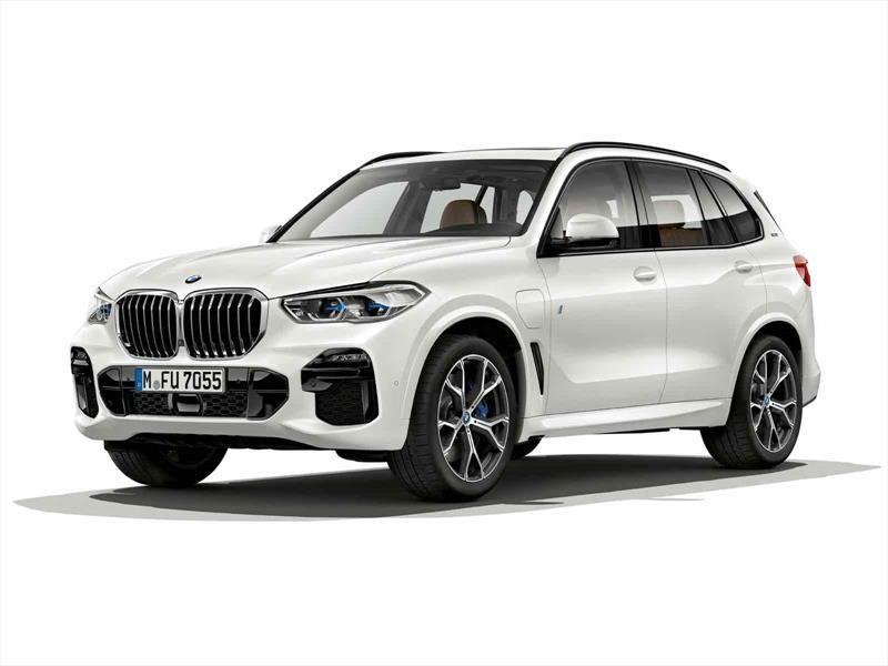 BMW X5 xDrive45e iPerformance con mayor potencia y mejor autonomía