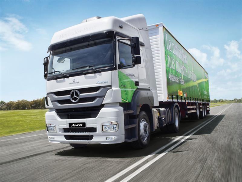 Mercedes-Benz dice presente en Expoagro