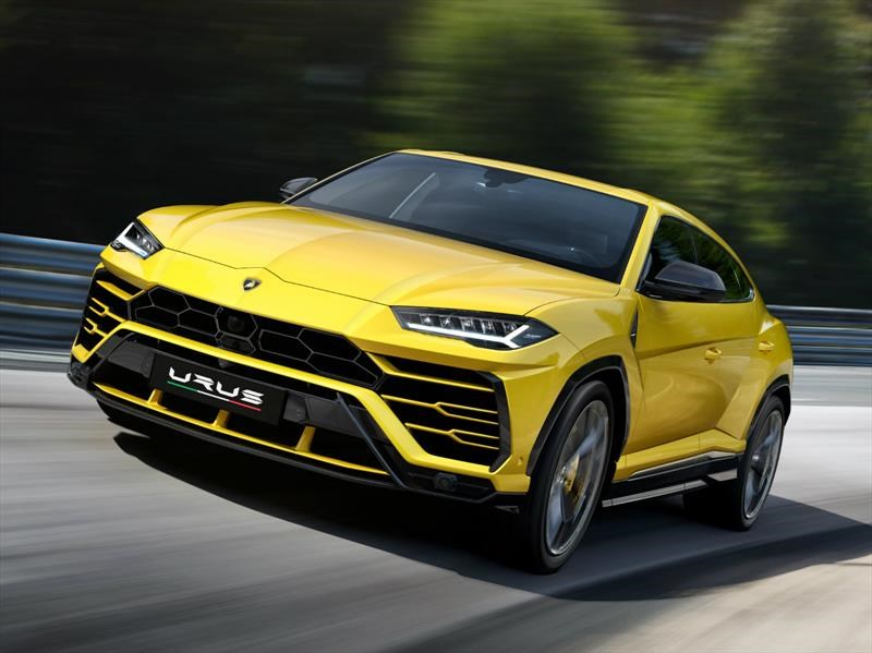 Lamborghini Urus 2019 es la SUV más veloz del mundo
