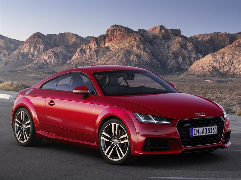 Audi TT 2019 se renueva