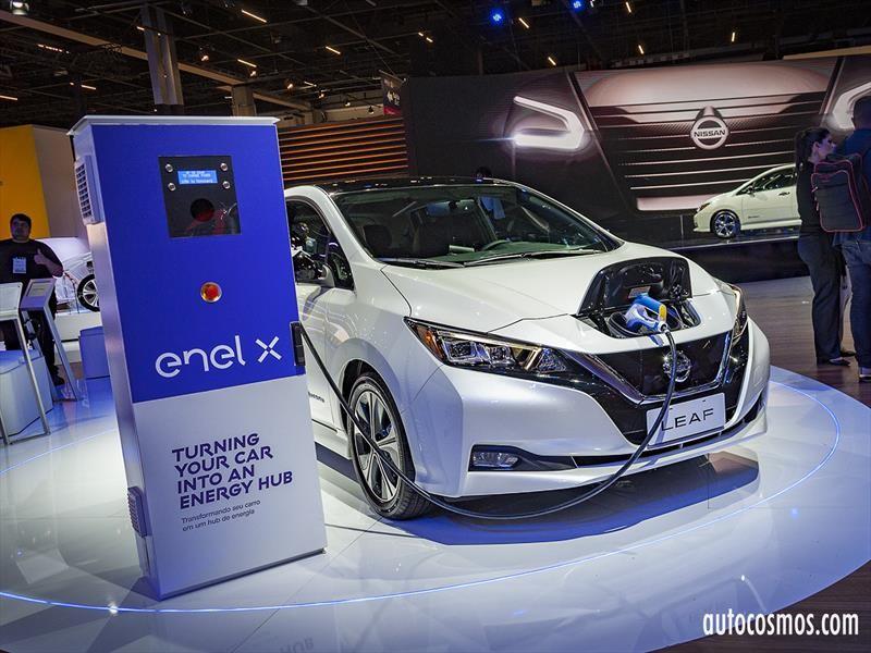 Nissan Leaf 2019 inicia preventa en Chile