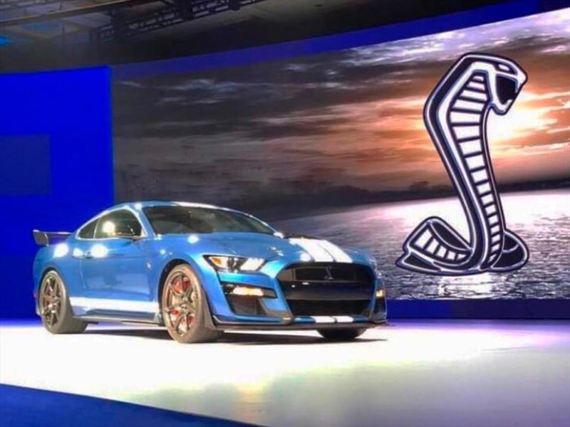 Mustang Shelby GT500 2020: se desata la furia de Ford