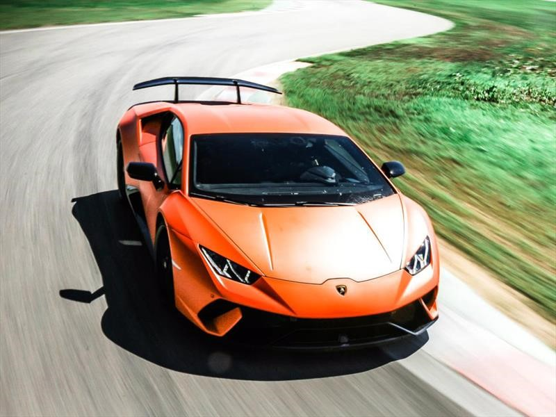 Lamborghini Huracán Performante gobierna las hot laps