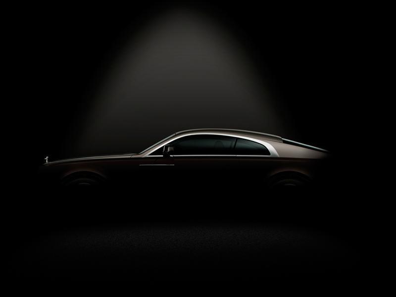 Rolls-Royce anticipa el nuevo Silver Wraith