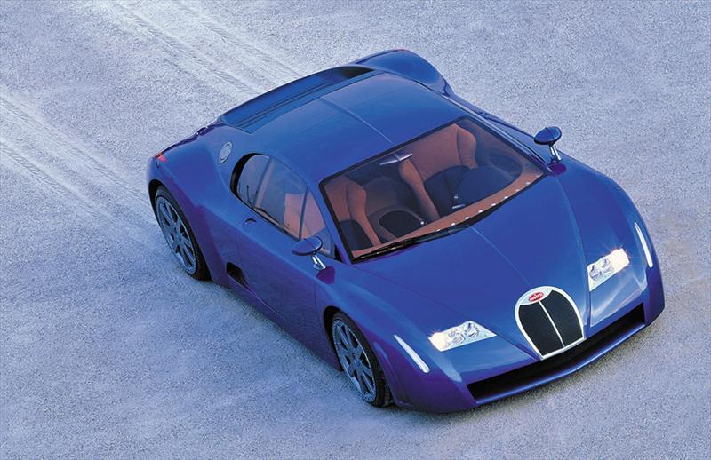 Retro Concepts: Italdesign Bugatti 18/3 Chiron