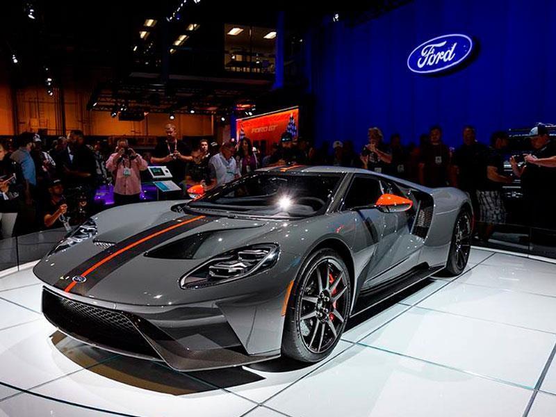 Ford GT Carbon Series, una edición especial más