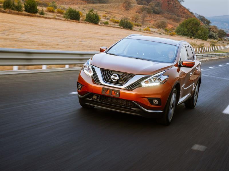 Manejamos la Nissan Murano 2019