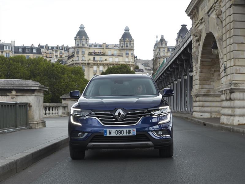 Renault Koleos 2017, primer contacto desde París