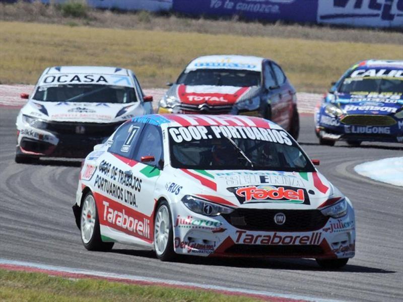 TN La Pampa 2018: Werner ganó en el estreno de su FIAT