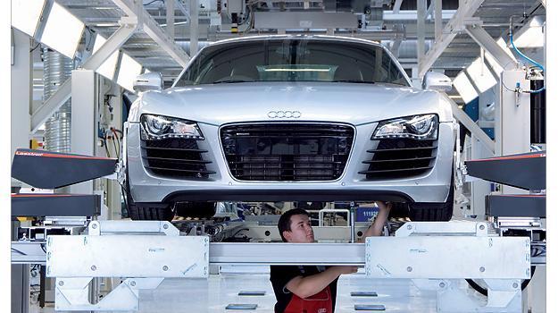¿De qué están hechos los autos?