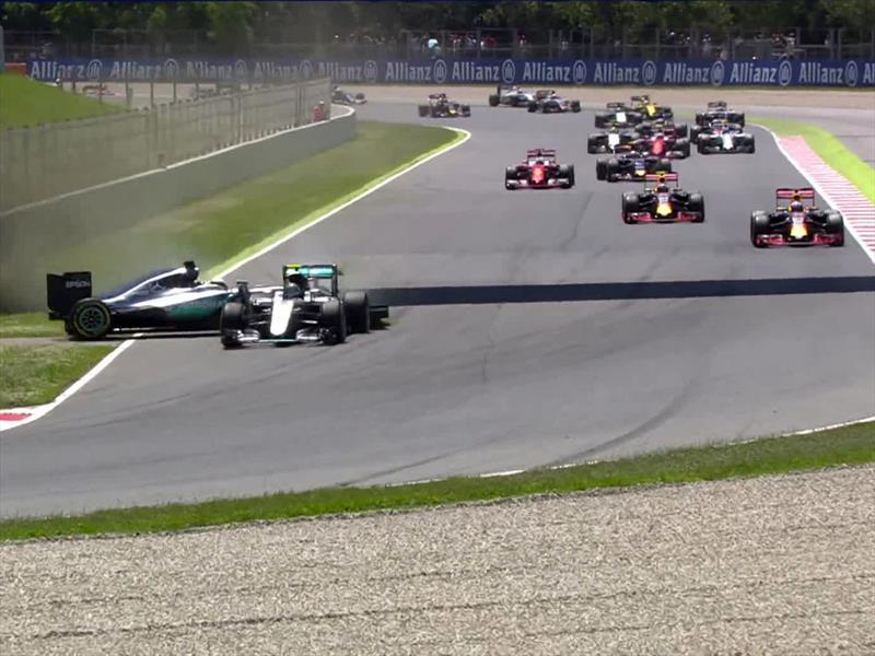 F1 GP de España: Max Verstappen hace historia