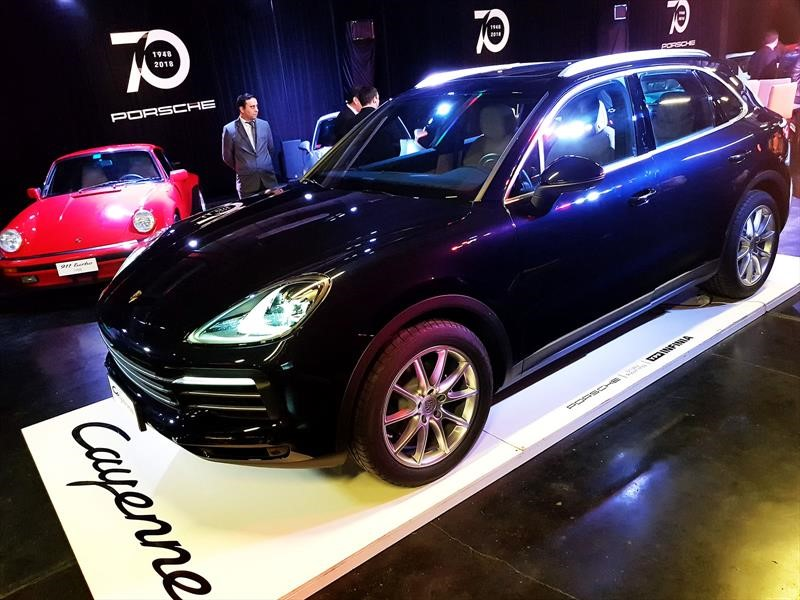 Nuevo Porsche Cayenne se lanza en Argentina