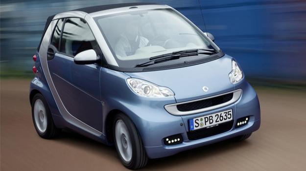 Smart, Chrysler y MINI logran altas ventas en EUA durante noviembre 2011