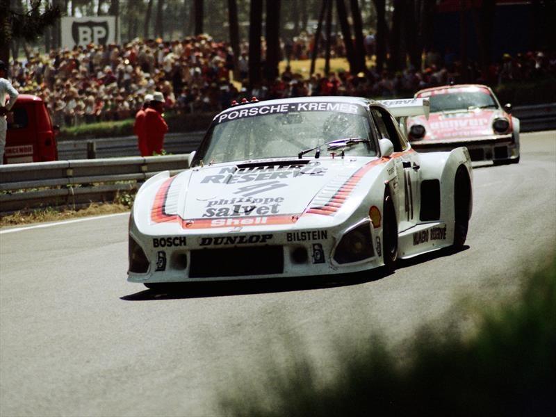 18 victorias de Porsche en las 24 Horas de Le Mans