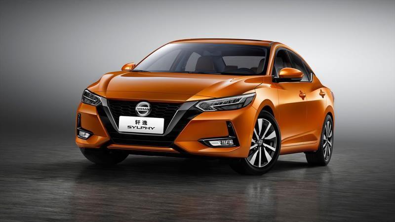 Nissan Sylphy anticipa al nuevo Sentra