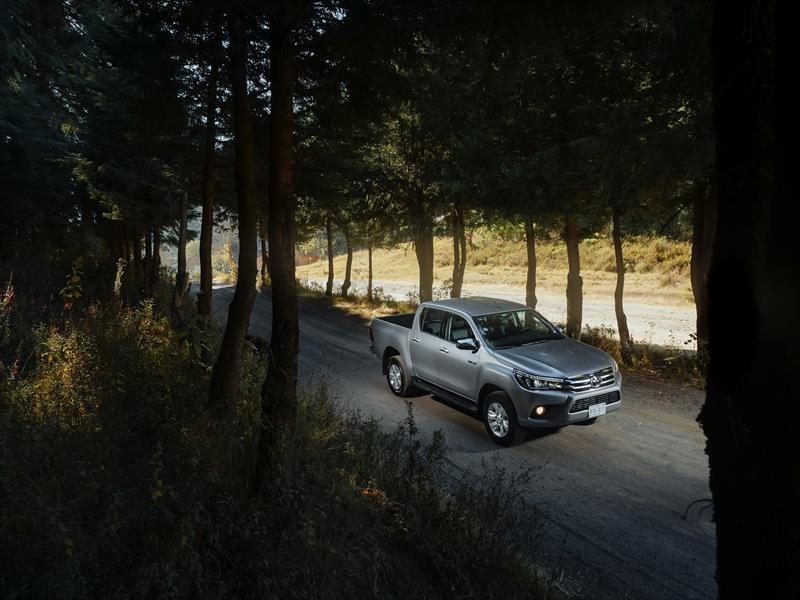 Manejamos la Toyota Hilux Diésel 2018