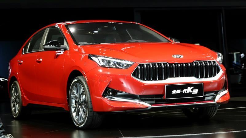 Kia Cerato híbrido sólo para China