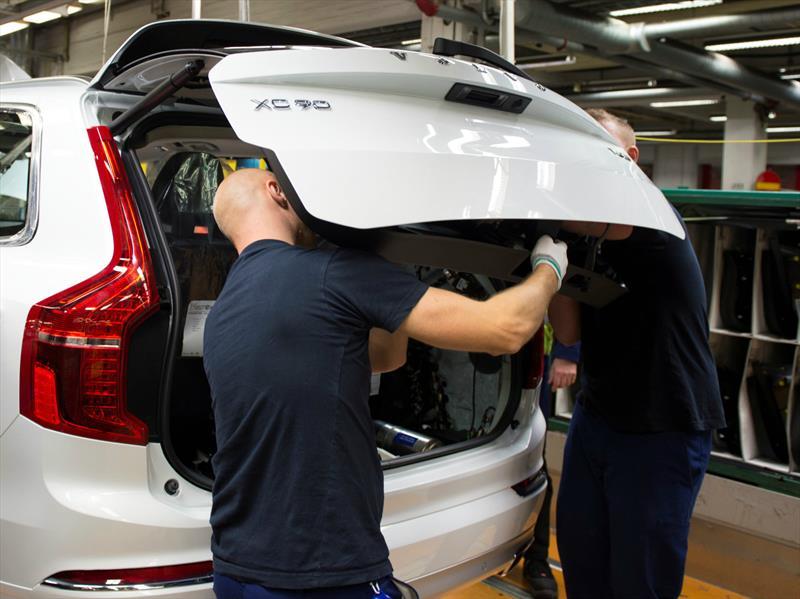 Volvo confirma una planta en Carolina del Sur, EU