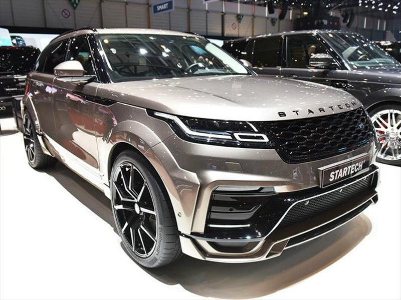 Range Rover Velar por Startech, un SUV inmejorable