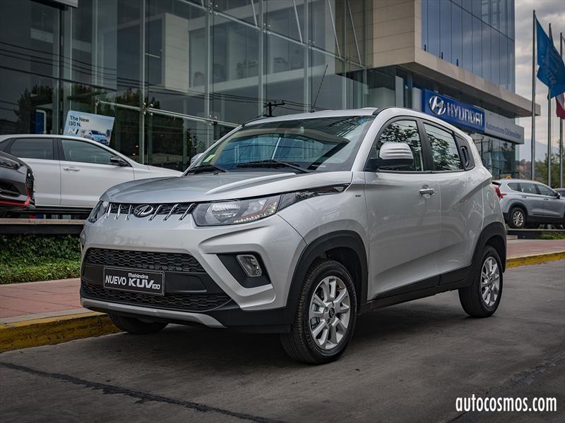 Mahindra KUV100, un exótico SUV citadino
