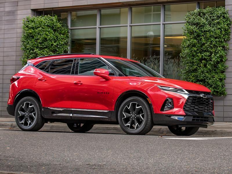 Chevrolet Blazer 2019, llega a México el Camaro de las ...