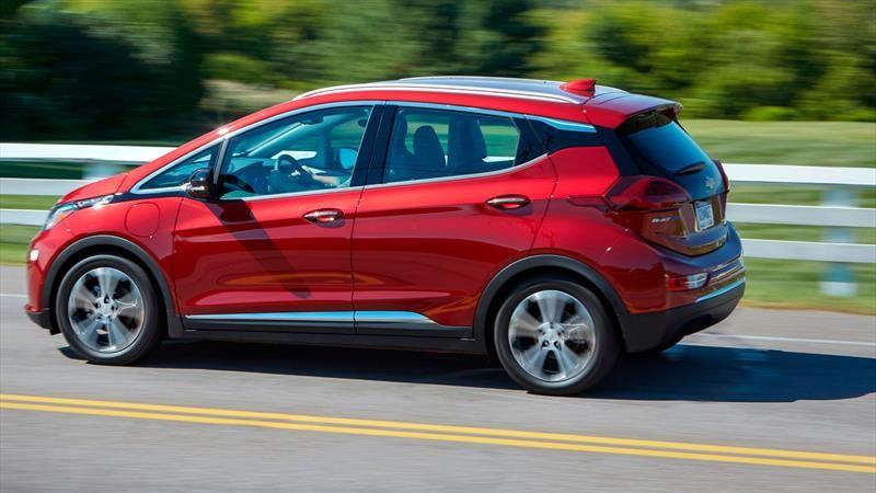 Chevrolet Bolt EV 2020 el eléctrico que incrementa su rango de autonomía a 416 kilómetros