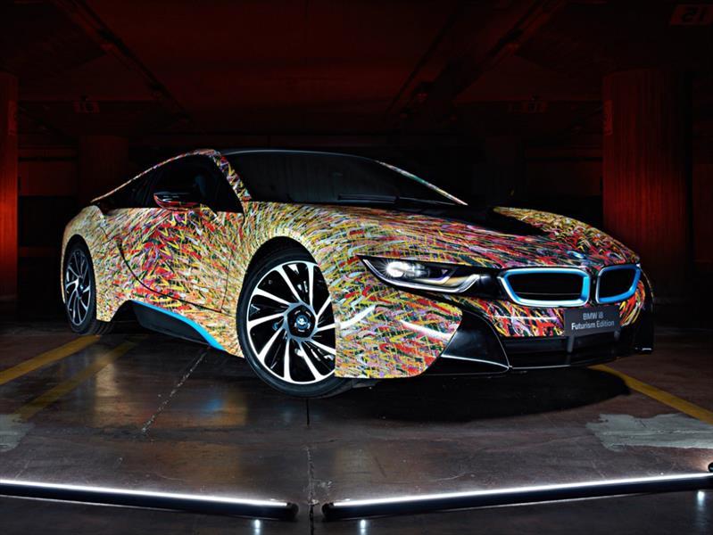 BMW i8 Futurism Edition, gran homenaje bávaro