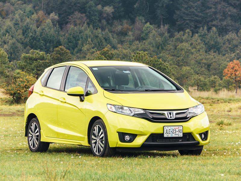 Prueba nuevo Honda Fit