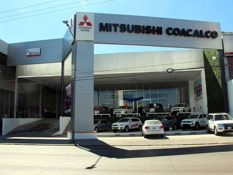 Mitsubishi inaugura nueva agencia en el Estado de México
