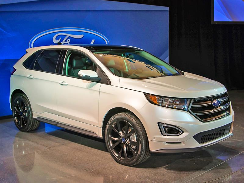 Ford Edge 2015 Desc 250 Brelo