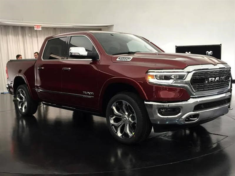 Ram 1500 Lone Star 2019, el pickup exclusivo para texanos