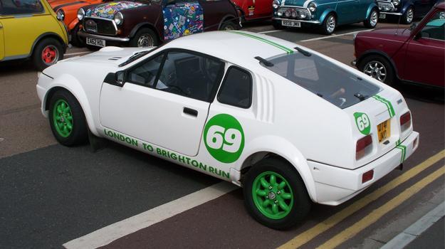 Mini Midas, el primer coupé de Mini