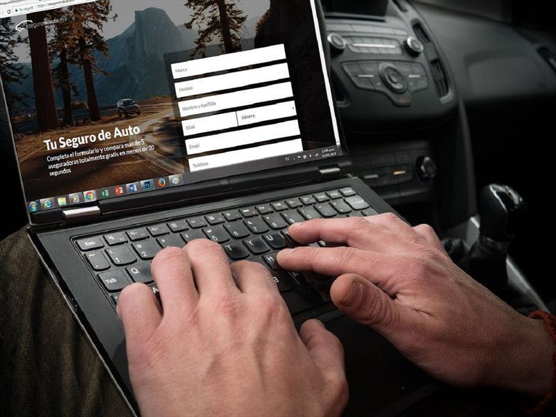 Cómo comprar un seguro de carro en línea