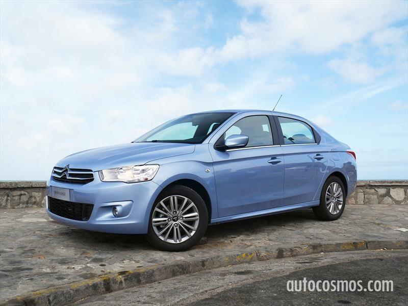 El Citroën C-Elysée se lanza formalmente en Argentina