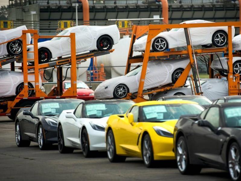 Las marcas de autos más vendidas en Estados Unidos -Enero ...