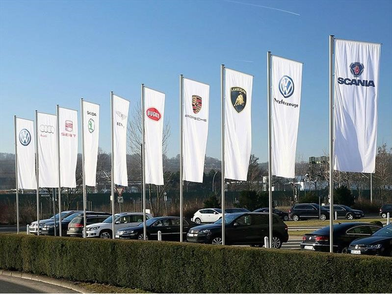 Volkswagen Group registra ventas récord durante 2017