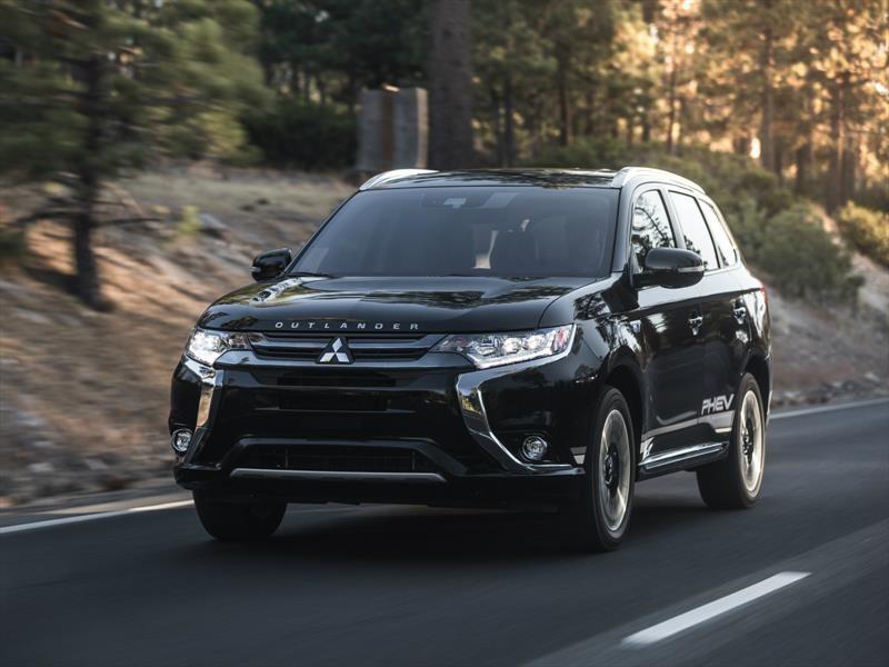 Mitsubishi Outlander PHEV impone récord de ventas en Europa