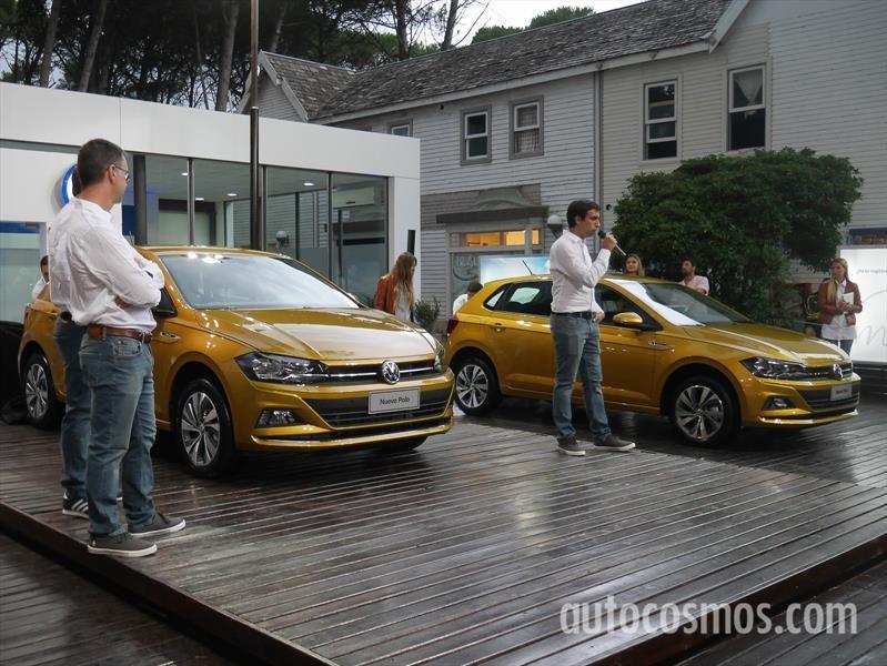 Nuevo Volkswagen Polo se lanza en Argentina