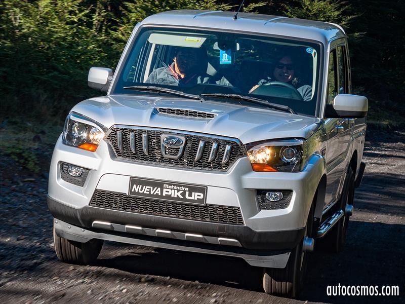 Test drive: Mahindra Pik-Up 2018